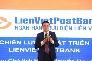 Nhà đầu tư nước ngoài mua LienVietPostBank với giá 30.000 đồng/cổ phần