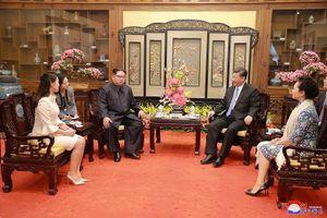 Hình ảnh ấn tượng về chuyến thăm Trung Quốc của nhà lãnh đạo Triều Tiên Kim Jong-un