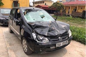Chủ tịch xã ở Hưng Yên thừa nhận lái ô tô tông 4 học sinh thương vong