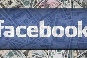 Sau cú 'sảy chân', vốn hóa của Facebook 'bốc hơi' gần 80 tỷ USD