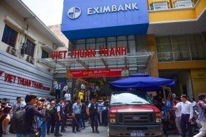 Khởi tố thêm 3 nhân viên ngân hàng vụ khách mất 245 tỷ đồng ở Eximbank