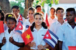 Chuyện về các nữ sinh viên Việt Nam đầu tiên học tập tại Cuba