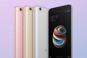 Lazada mở bán điện thoại Xiaomi Redmi 5A trong 50 ngày