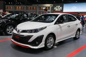 Chi tiết Toyota Yaris Ativ TRD 2018 vừa ra mắt tại Thái Lan