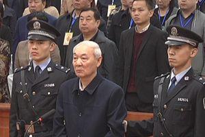 Trung Quốc tử hình 'bố già' vì tham nhũng 165 triệu USD