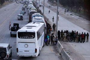 'Cấu xé lẫn nhau', phe nổi dậy Syria 'tự sát' trước quân chính phủ