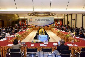 Khai mạc cuộc họp quan chức cao cấp GMS 6