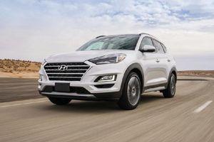 Hyundai Tucson 2019 ra mắt với những thay đổi về thiết kế và động cơ