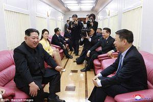 Bên trong tàu chống đạn bí mật của ông Kim Jong un