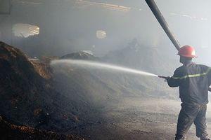 Nguy cơ hỏa hoạn tại các xưởng chế biến gỗ ở Bình Dương