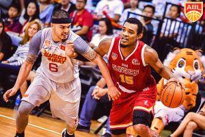 Saigon Heat gặp Alab Pilipinas ở vòng tranh vé dự chung kết ABL 2017 - 2018