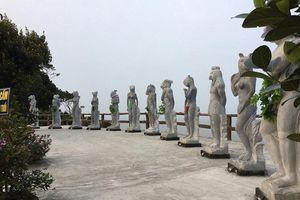 Dừng tham quan 12 tượng con giáp khỏa thân ở Đồ Sơn, chờ trưng cầu ý kiến