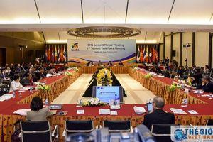 Khai mạc cuộc họp quan chức cấp cao GMS 6