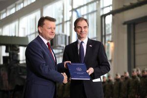Ba Lan chi 4,75 tỉ USD mua tên lửa Patriot của Mỹ, chọc giận Nga