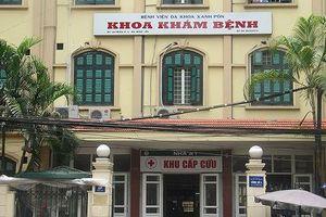 Bác sĩ Bệnh viện Đa khoa Xanh Pôn bị 'tố' thiếu trách nhiệm?