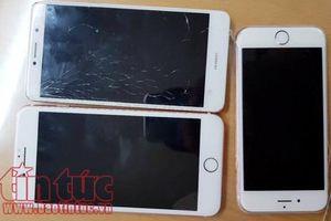Vừa ra tay cướp Iphone đã bị trinh sát tóm gọn