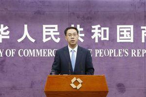 Trung Quốc cáo buộc cách tiếp cận của Mỹ đối với thương mại sẽ tạo tiền lệ xấu