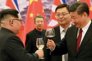 Những hình ảnh về chuyến thăm Trung Quốc của ông Kim Jong Un