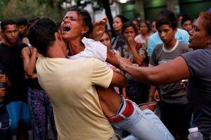 Bạo loạn tại đồn cảnh sát Venezuela, 78 người có thể đã chết