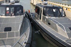 Việt Nam nhận 6 xuồng tuần tra phản ứng nhanh chuyển giao từ Hoa Kỳ