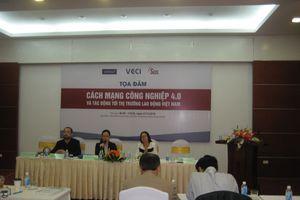 Cách mạng công nghiệp 4.0 tác động thế nào đến thị trường lao động Việt?