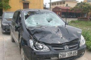 Chủ tịch xã Trung Nghĩa tự thú gây tai nạn làm 4 học sinh thương vong