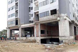 Tiếp bài 'Kỳ lạ chung cư chưa xây xong đã cho khách ở' tại Nghệ An: Yêu cầu ngừng ngay việc giao nhà
