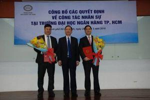 Lý do Ngân hàng Nhà nước không bổ nhiệm lại chức vụ Hiệu trưởng ĐH Ngân hàng TP HCM
