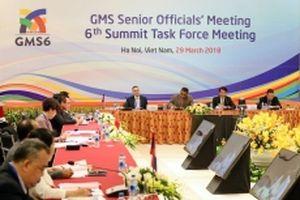 Khai mạc cuộc họp quan chức cao cấp Hợp tác tiểu vùng Mê Công mở rộng