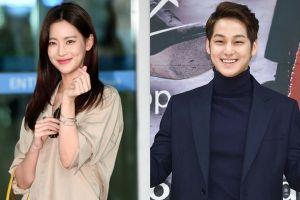 Kim Bum xác nhận đang yêu nữ diễn viên 'Hoa Du Ký'
