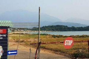 Nam Ô dưới chân Resort: Sau cuộc họp, vẫn giữ hàng rào sắt