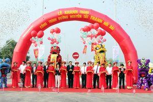 Đưa vào khai thác đường Nguyễn Tất Thành nối dài