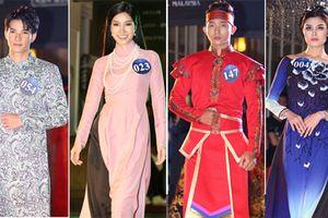 Top 5 thí sinh người mẫu thời trang Việt Nam trình diễn áo dài đẹp nhất