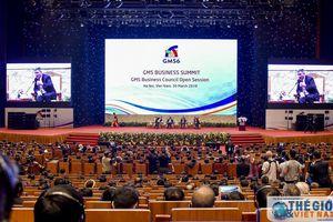 Diễn đàn Thượng đỉnh Kinh doanh GMS: Đẩy mạnh kết nối doanh nghiệp