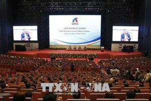Khai mạc Phiên họp mở rộng Hội đồng Kinh doanh hợp tác tiểu vùng Mekong mở rộng