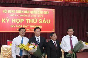 Hà Nội bổ nhiệm nhiều cán bộ chủ chốt tại một số đơn vị
