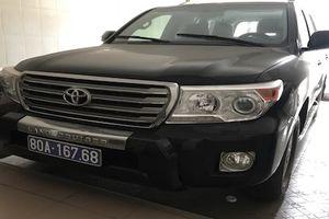 Qua 3 lần đấu giá, ô tô doanh nghiệp tặng tỉnh Nghệ An vẫn 'ế'