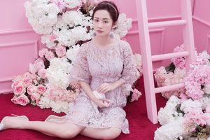 'Ngọc nữ' mới Jun Vũ khoe vẻ đẹp mong manh không kém Hà Tăng