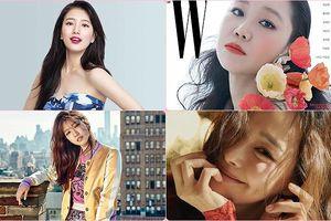 Dàn người đẹp Hàn Quốc rực rỡ đón nắng hè