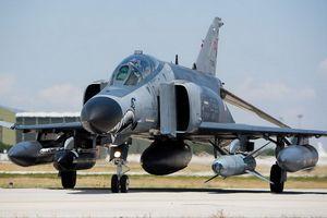 Su-27SK Trung Quốc thất bại nặng nề khi đối kháng với F-4E Terminator 2020 Thổ Nhĩ Kỳ