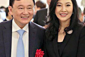 Ông Thaksin, bà Yingluck dự giới thiệu sách ở Nhật