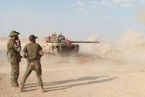 Quân đội Syria đập tan IS tấn công lớn tại Deir Ezzor