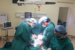 Phẫu thuật bảo tồn cánh tay cho bệnh nhân ung thư xương