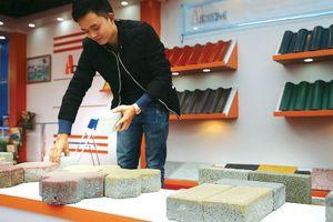 Bước tiến dài của vật liệu xây không nung