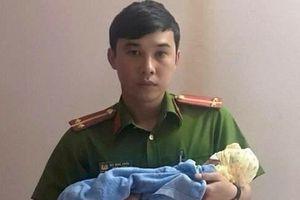 Quảng Ninh: Phát hiện bé gái một tuần tuổi bị bỏ rơi ven đường