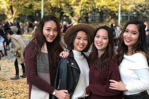 Chân dung nữ sinh Việt nhận bằng khen 'Nhà lãnh đạo trẻ xuất sắc' tại Nhật