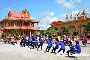 Tạo điều kiện cho đồng bào Khmer đón Tết Chôl Chnăm Thmây vui tươi, lành mạnh