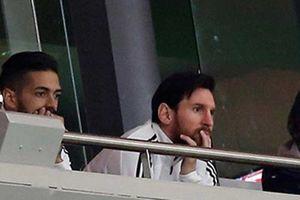 Messi nhận chỉ trích từ trận Argentina thua Tây Ban Nha