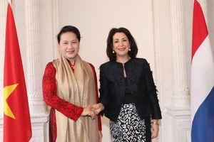 Một số hình ảnh hoạt động của Chủ tịch Quốc hội Nguyễn Thị Kim Ngân tại Đại hội đồng IPU-138 và Vương quốc Hà Lan