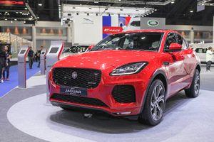 Jaguar E-Pace lần đầu tiên xuất hiện tại Đông Nam Á